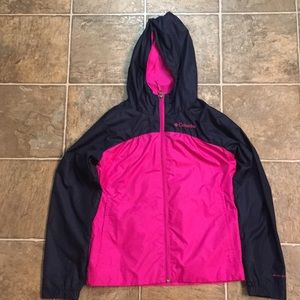 Girls M or 10/12 Columbia Omni Shield Coat/Jacket.